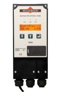 VKE1 Volumenstromregler, Antrieb