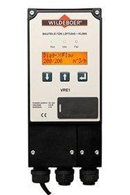 VRE1 Volumenstromregler, Antrieb