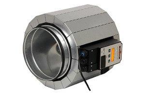 VRE1 Volumenstromregler mit Dämmschale